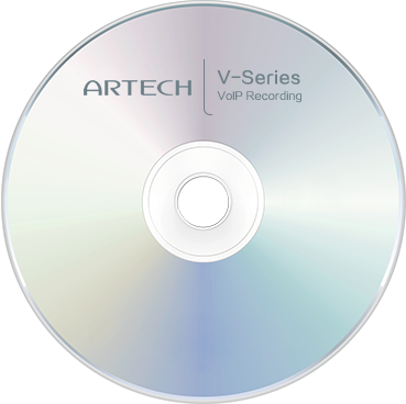 ARTECH | VoIP recording software V series Complete Call Recording